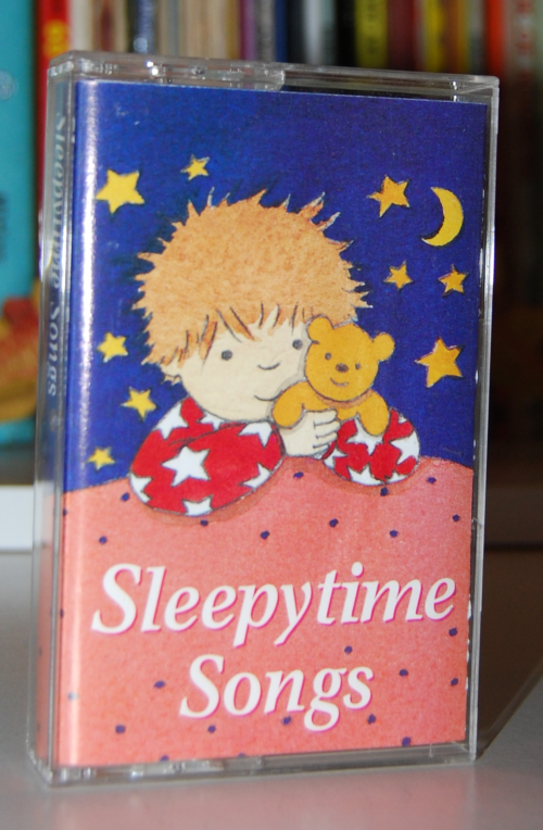 Cassettes sleepytime songs