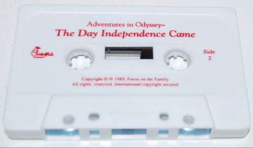 Cassettes chickfila