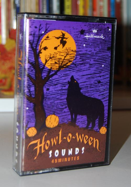 Cassettes hallmark howloween