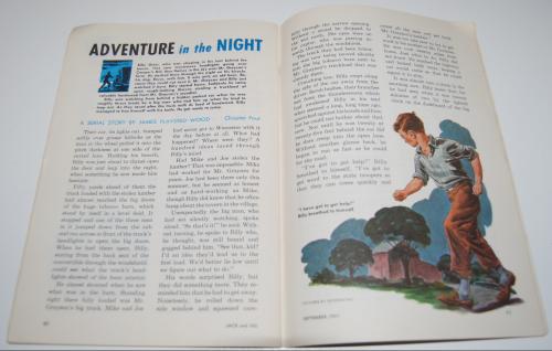 Jack & jill magazine september 1961 15