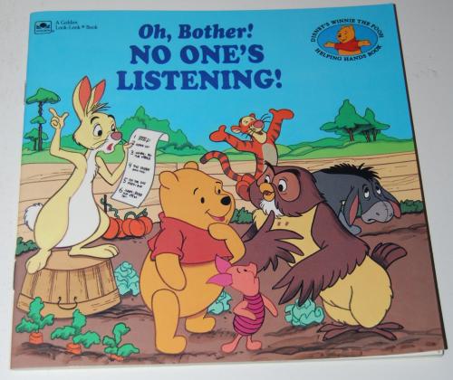 Disney book & tape 8