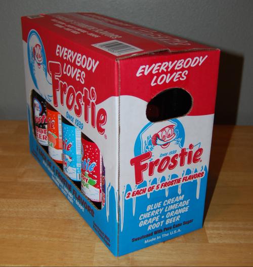 Frostie pop