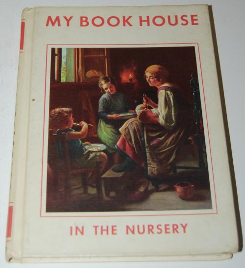 My book house nursery