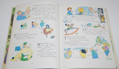 My book house nursery 1