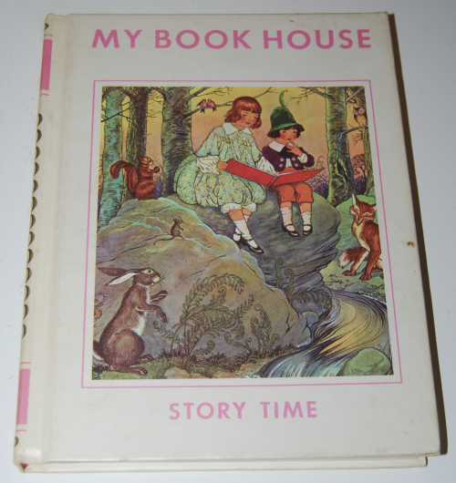My book house storytime