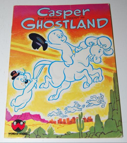 Casper ghostland
