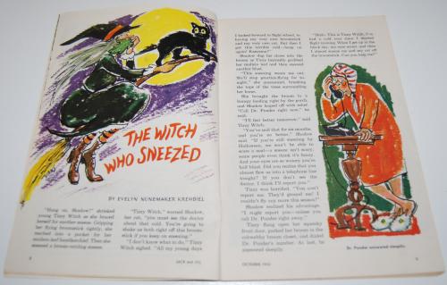Jack & jill magazine october 1962 5