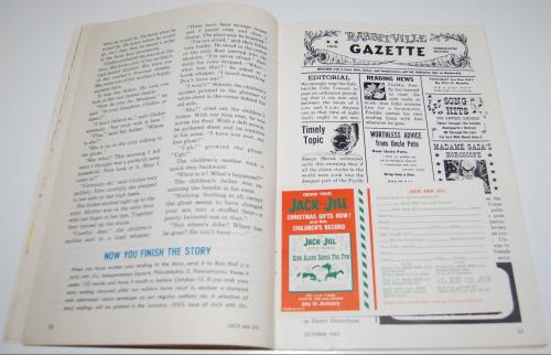 Jack & jill magazine october 1962 12