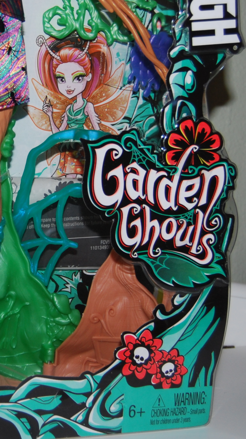 Monster high garden ghouls 3
