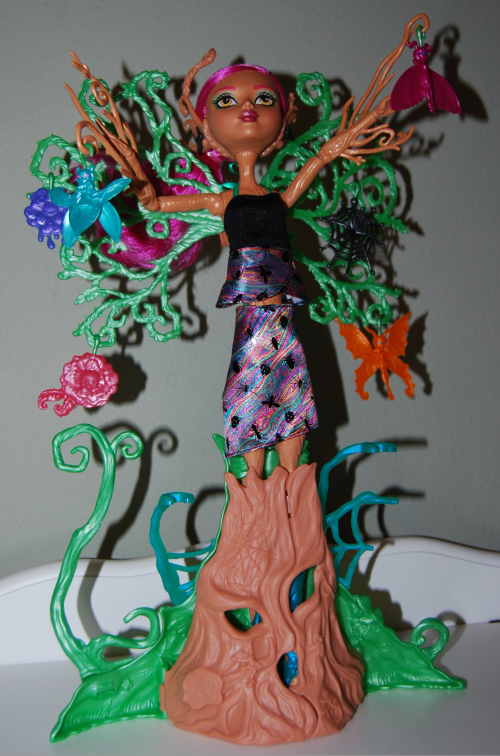Monster high garden ghouls 12
