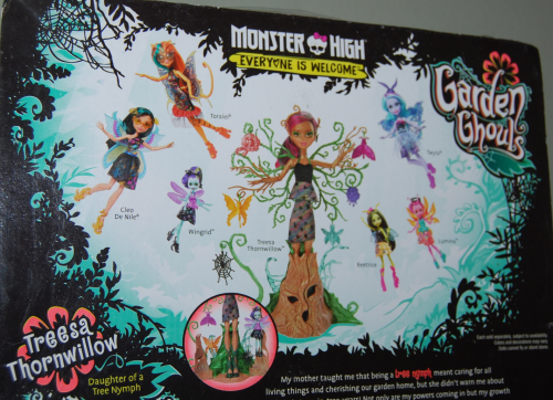 Monster high garden ghouls 6