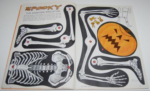 Jack & jill magazine october 1964 5