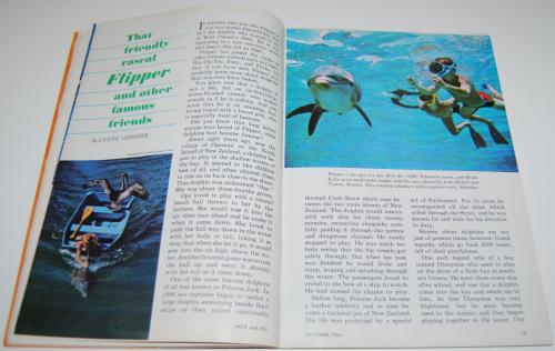 Jack & jill magazine october 1964 13