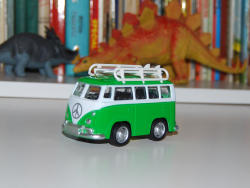 Vw van toy