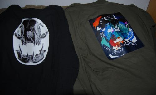 Goth t shirts 2
