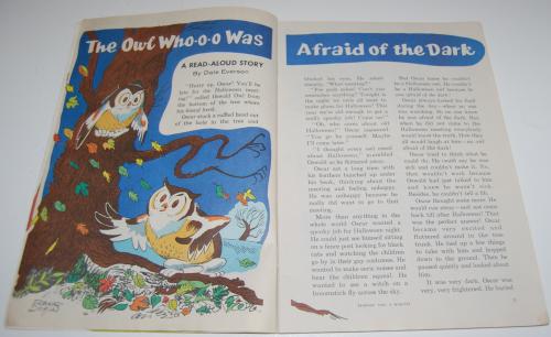 Jack & jill magazine october 1960 2