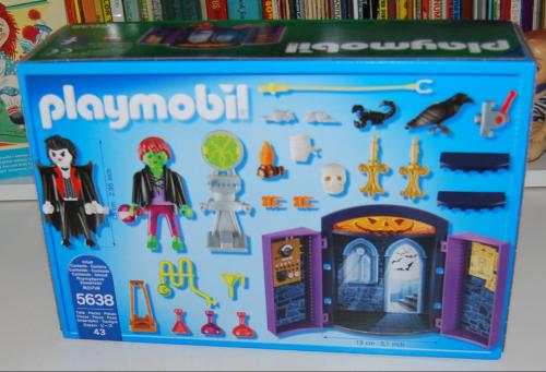 Playmobil halloween 2