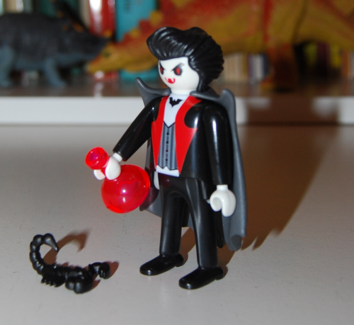 Playmobil halloween set 2
