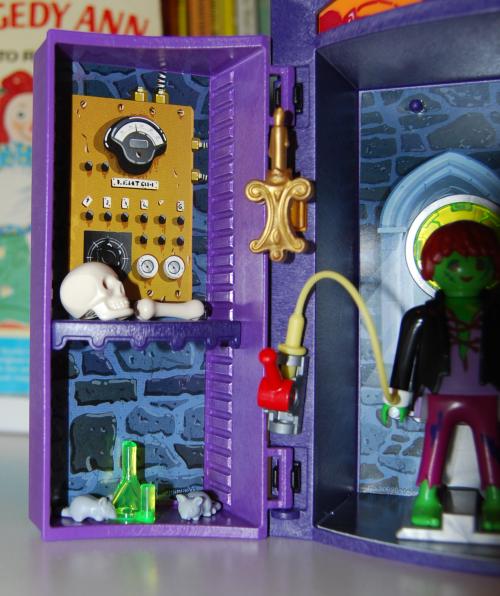 Playmobil halloween set 4