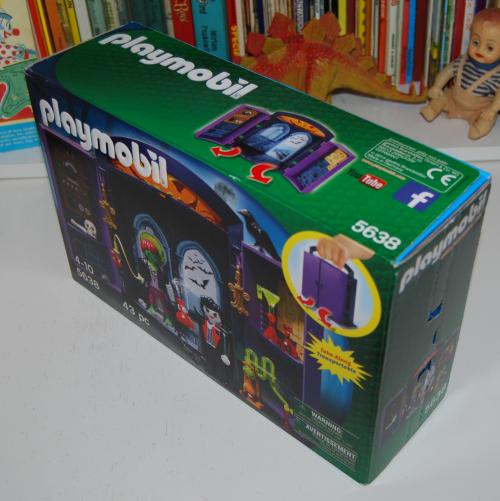 Playmobil halloween 1