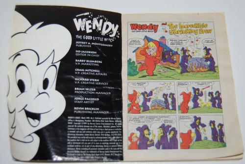 Wendy witch mini comic 1