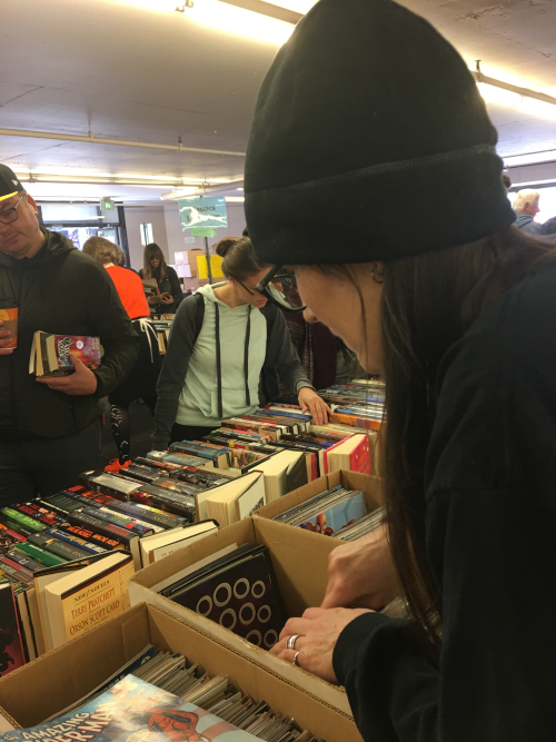 Library sale 2018 x