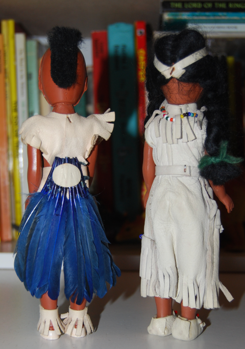 Native american dolls 2