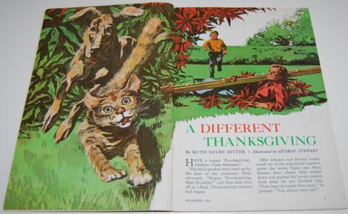 Jack & jill magazine november 1964 2