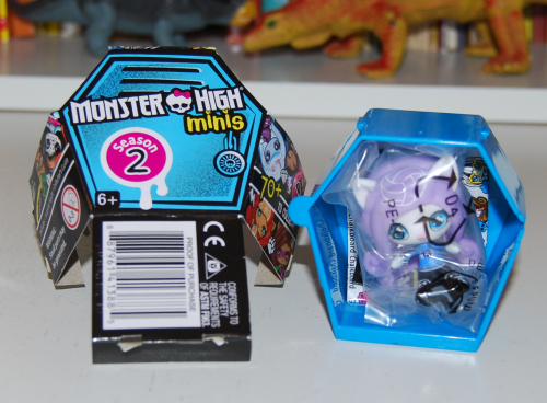 Monster high minis 2