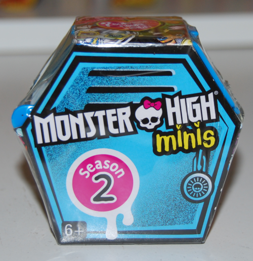 Monster high minis