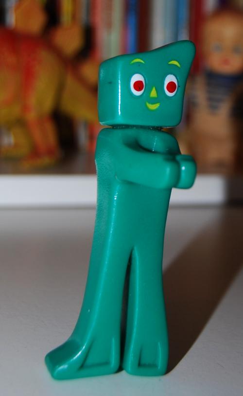 Gumby clip 1
