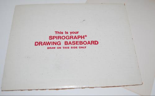 Kenner's spirograph 12