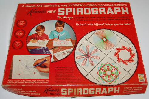 Kenner's spirograph