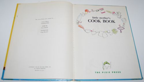 Little mother's cookbook2