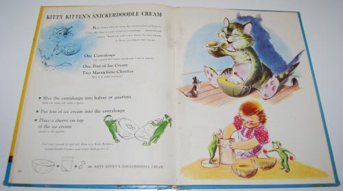 Little mother's cookbook6