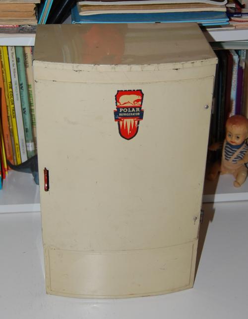 Wolverine polar refrigerator