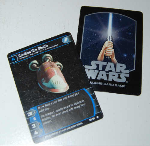 Star wars collector cards topps 2