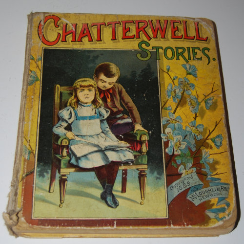 Chatterwell stories book