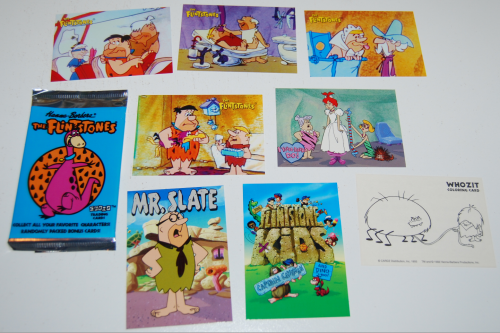 Flintstones cards