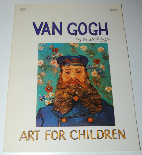 Art for children van gogh