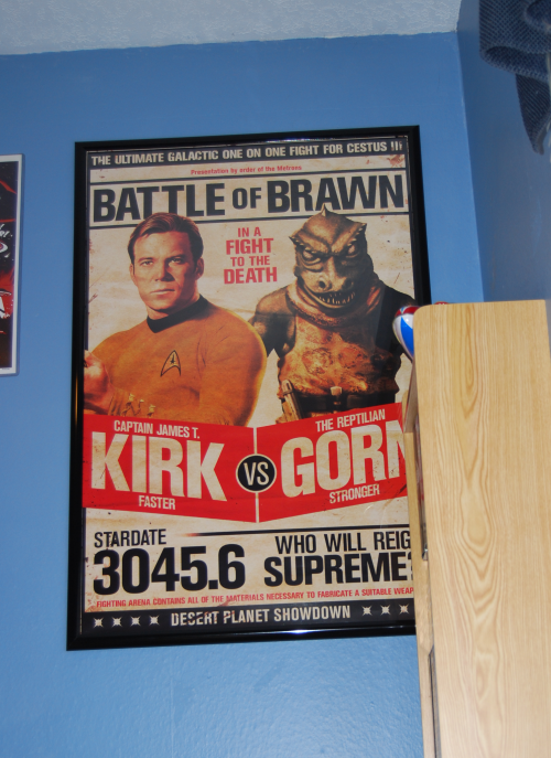 Mr dad's new poster x
