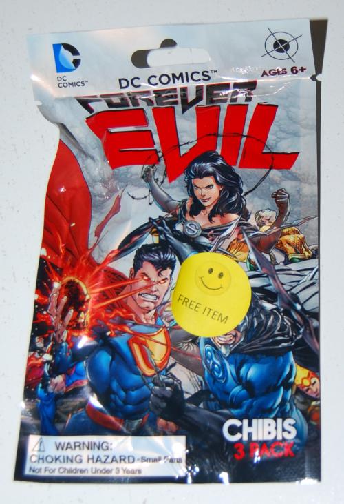 Dc forever evil minis