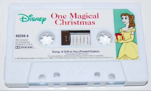Cassettes disney 12