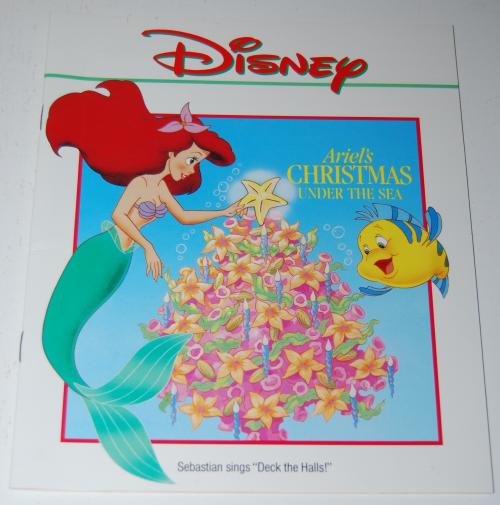 Disney book & tape
