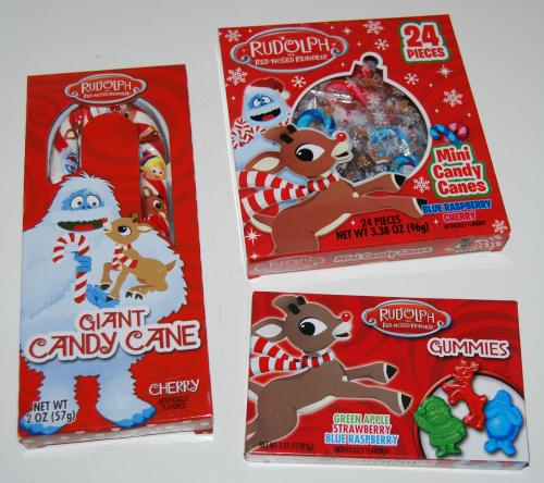 Rudolph xmas treats