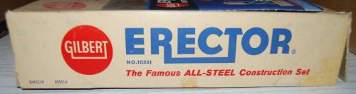Vintage erector set 4