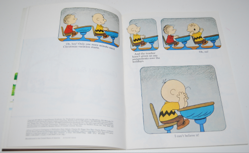 Happy new year charlie brown 2