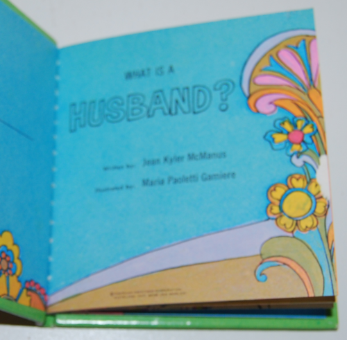 What is a husband 1