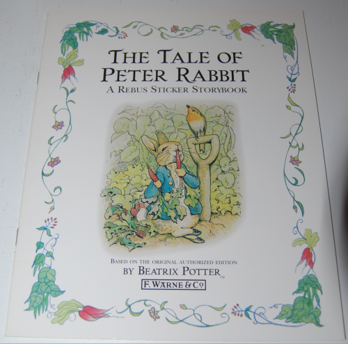 Beatrix potter book