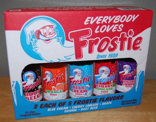 Frostie pop x